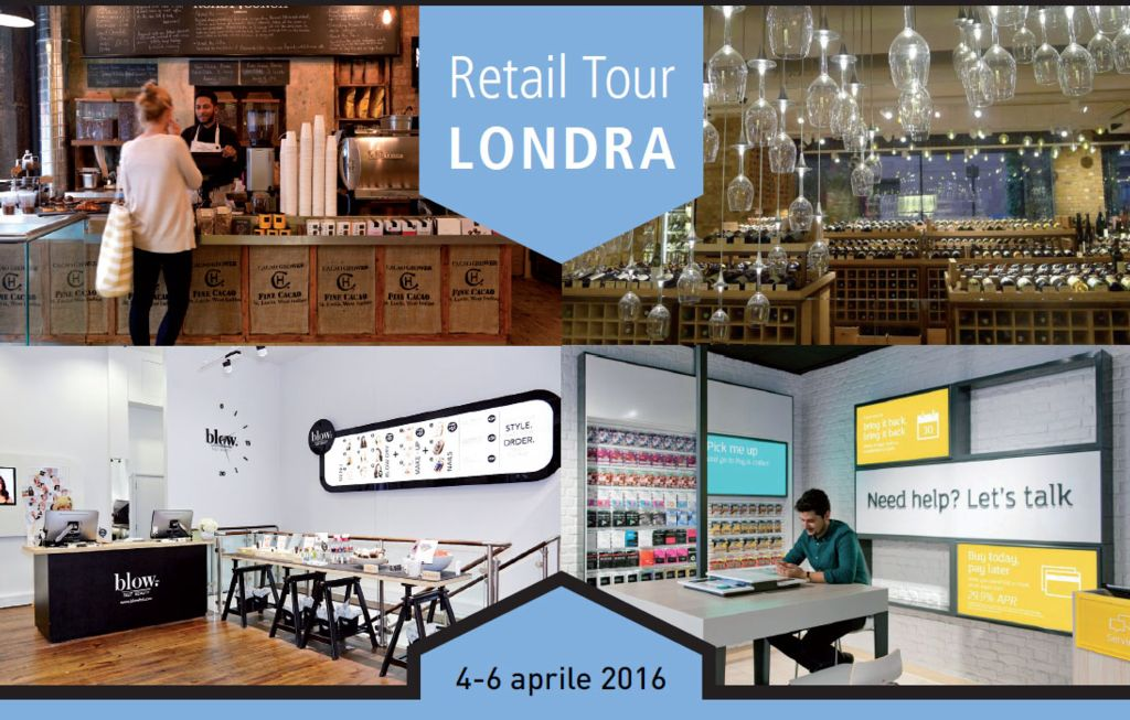 Retail Tour Londra